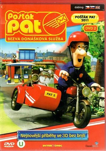 Pošťák Pat 2011 - DVD 2 ( plast ) - DVD