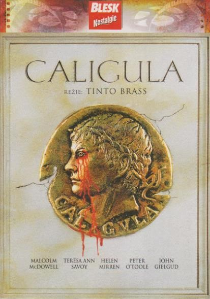 Caligula ( pošetka)  DVD