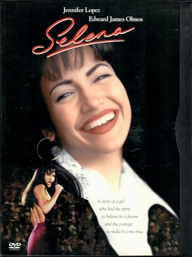 Selena ( originální znění s CZ titulky ) bazarové zboží DVD