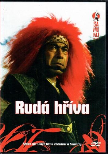 Rudá hříva ( originální znění s CZ titulky ) plast DVD