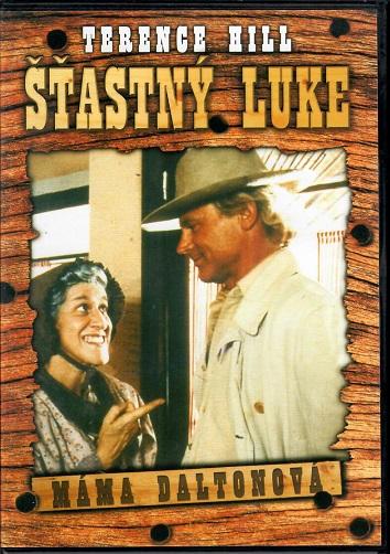 Šťastný Luke - Máma Daltonová ( plast ) - DVD