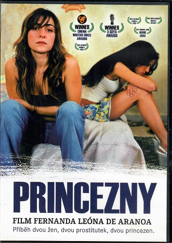 Princezny ( plast ) - DVD