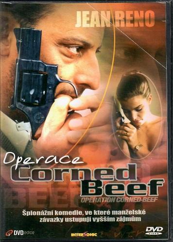 Operace Corned Beef ( plast ) - DVD