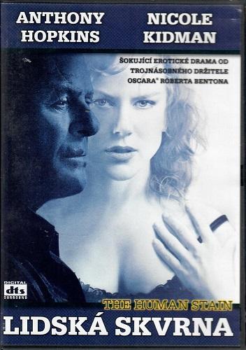 Lidská skvrna ( plast ) - DVD