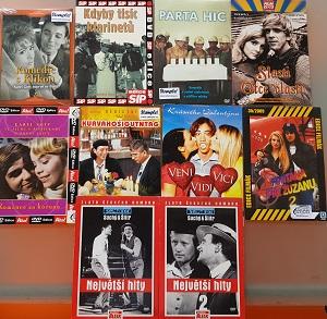 Kolekce filmů: Karel Gott-10 DVD