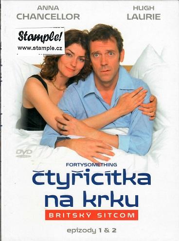 Čtyřicítka na krku - epizody 1,2 ( originální znění s CZ titulky ) - DVD