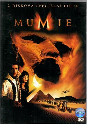 Mumie 2DVD ( plast ) - DVD