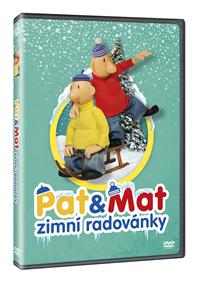 Pat a Mat: Zimní radovánky- DVD Plast