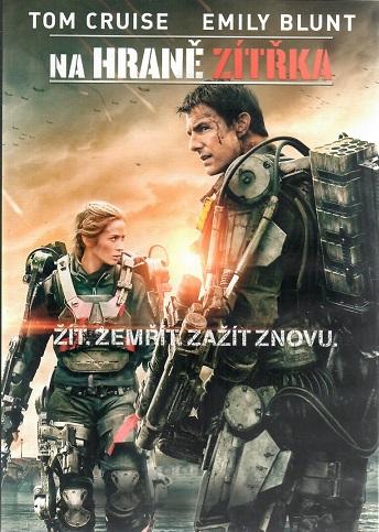 Na hraně zítřka ( plast ) - DVD