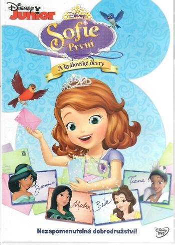 Sofie první: A královské dcery ( plast ) - DVD