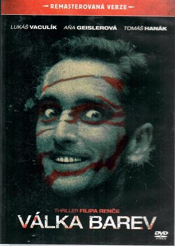 Válka barev (remasterovaná verze) - plast DVD