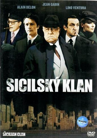 Sicilský klan ( plast ) - DVD