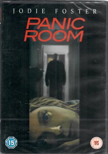 Panic room / Úkryt ( originální znění bez CZ titulků ) plast DVD