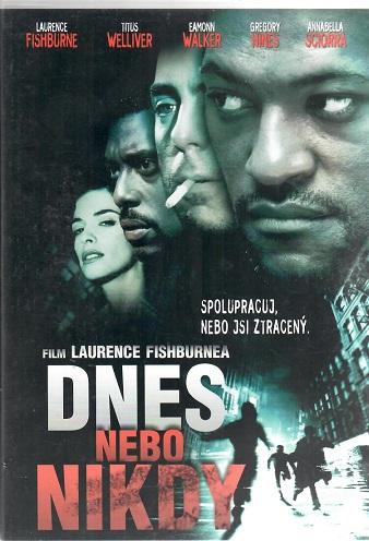 Dnes nebo nikdy ( plast ) - DVD