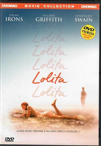 Lolita ( plast ) - DVD