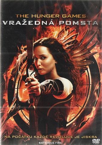 The Hunger Games: Vražedná pomsta ( plast ) - DVD