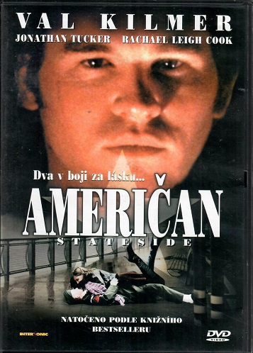 Američan ( plast ) - DVD