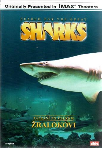 Pátrání po velkém žralokovi ( originální znění s CZ titulky ) plast DVD