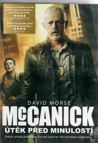 McCanick: Útěk před minulostí ( slim ) - DVD