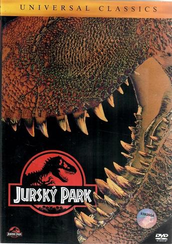 Jurský park - DVD slim
