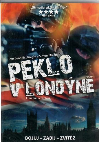 Peklo v Londýně / He Who Dares ( slim ) - DVD