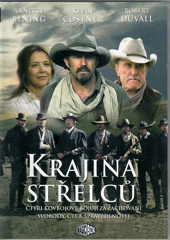 Krajina střelců ( slim)  - DVD