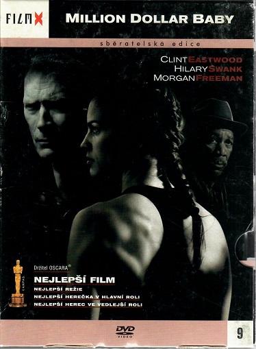 Million dollar baby ( bazarové zboží ) digipack DVD