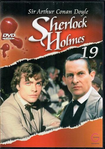 Sherlock Holmes 19 - Svobodný mládenec ( slim ) - DVD