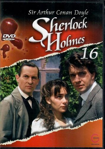 Sherlock Holmes 16 - Záhada Boscombského údolí / Vznešený klient ( slim ) - DVD