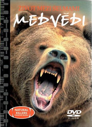Život mezi šelmami - Medvědi - DVD