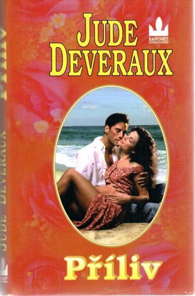 Příliv - Jude Deveraux - bazarové zboží