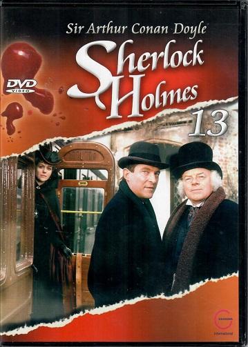 Sherlock Holmes 13 - Ďáblovo kopyto/Vila Vistárie (  slim ) - DVD