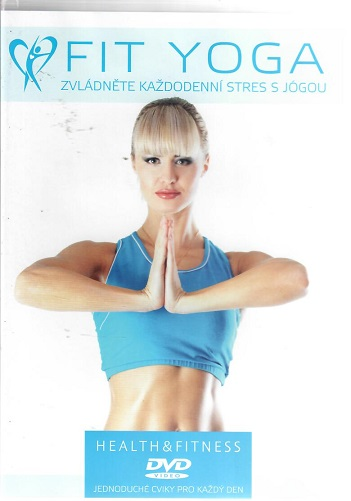 Fit yoga ( plast ) - DVD