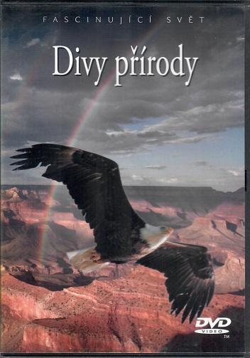 Divy přírody ( plast ) DVD