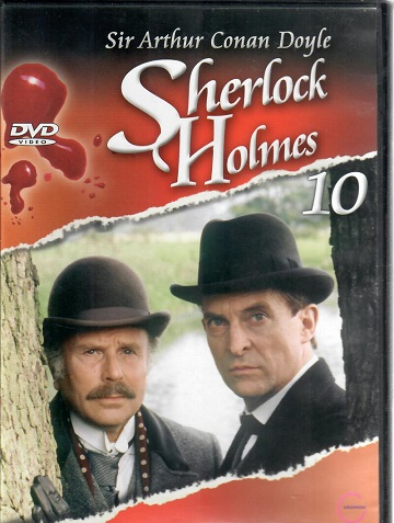 Sherlock Holmes 10 - Musgravenský rituál/Opatské sídlo ( plast ) - DVD