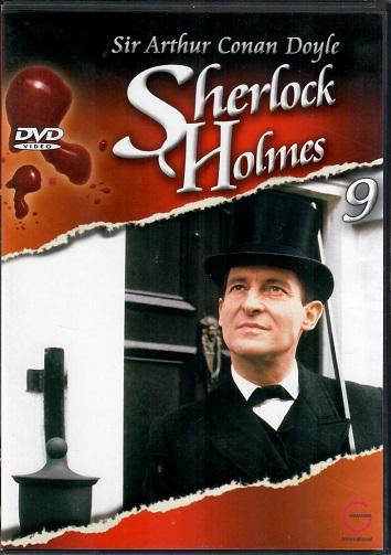 Sherlock Holmes 9 - Prázdný dům/Druhá skvrna ( plast ) - DVD