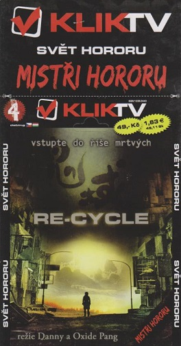 Re-cycle - KLIK TV - DVD