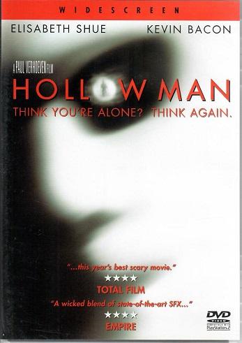 Hollow man / Muž bez stínu ( originální znění, CZ titulky) bazarové zboží plast DVD