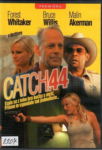 Catch .44 ( bazarové zboží ) slim DVD