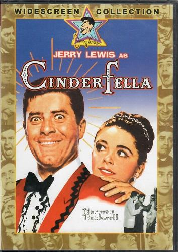 Cinderfella ( originální znění, titulky CZ ) plast DVD