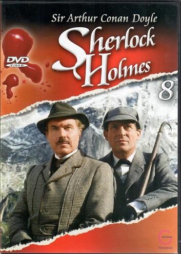 Sherlock Holmes 8 - Spolek Ryšavců/Poslední případ ( plast)  - DVD
