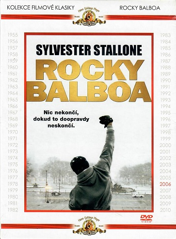 Rocky Balboa ( digipack ) DVD