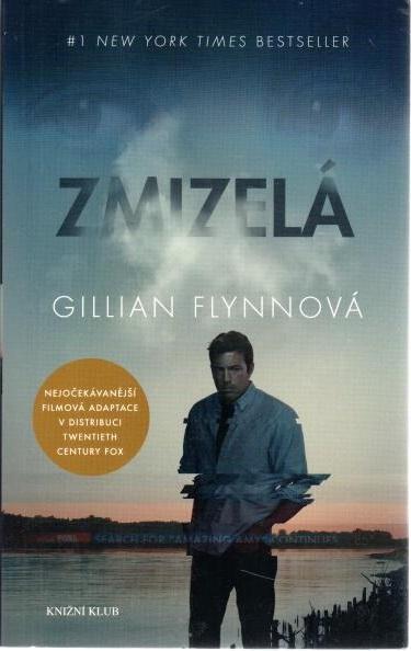 Zmizelá - Gillian Flynnová  - bazarové zboží