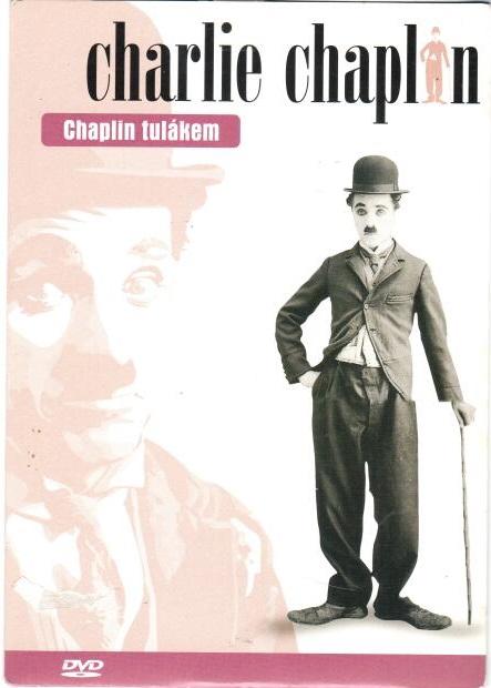 Charlie Chaplin - Chaplin tulákem - DVD pošetka