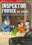Inspektor Fousek na stopě -  2 DVD plast