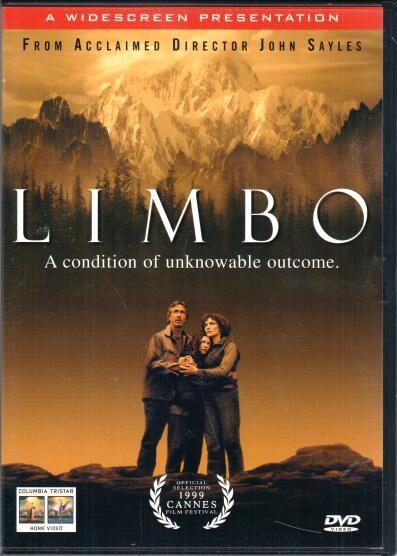 Limbo ( Jezero zapomnění) - DVD plast