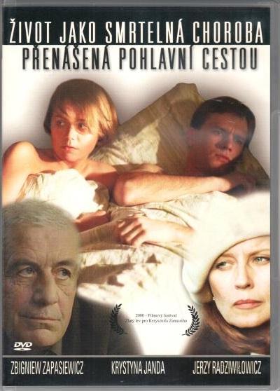 Život jako smrtelná choroba přenášená pohlavní cestou - DVD plast
