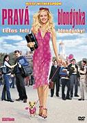 Pravá blondýnka - DVD plast
