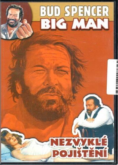 Big man: Nezvyklé pojištění - DVD plast