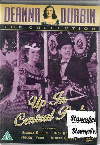 Up in Central Park ( originální znění ) plast DVD